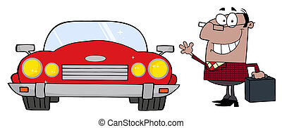 汽車, 商人, 可改變