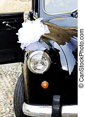 汽車, 婚禮