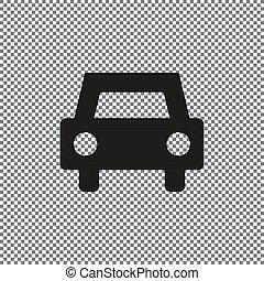 汽車, 矢量, 圖象