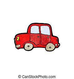 汽车, 卡通漫画