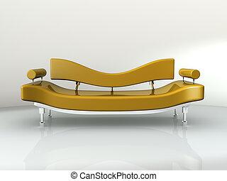 沙发, 概念, 设计, #2