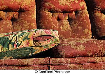 沙發, 古老