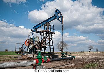 油泵, 千斤頂