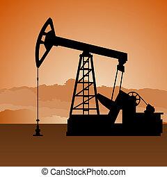 油, 生產