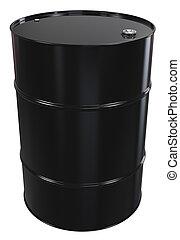 油, barrel.