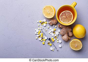 治療, 伝統的な薬, 自然, 選択肢