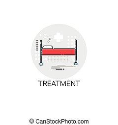 治療, 醫院醫生, 門診部, 醫學, 圖象