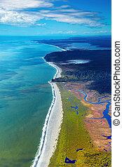 沿岸である, 光景, ニュージーランド