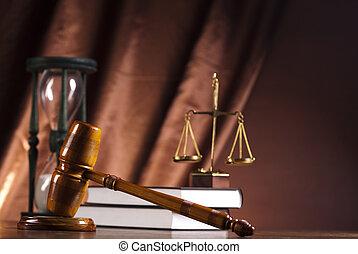 法律, そして, 正義