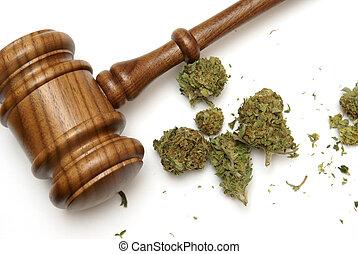 法律, マリファナ