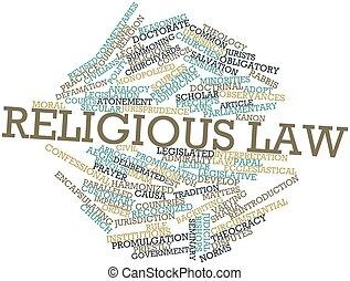 法律, 宗教