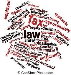 法律, 税