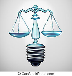 法律, 解決