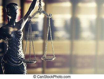 法的, 法律, 概念, イメージ