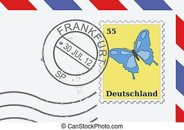 法蘭克福, 德國