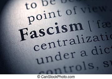 法西斯主义