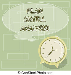 泡, アウトライン, 時計, カラー写真, 提示, デジタル, photo., 分析, 印, 考え, 質的, スピーチ, analysis., ブランク, 概念, 量的, テキスト, データ, 警報, 計画