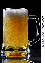 泡, ビール