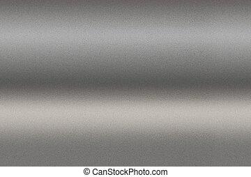 波形の 鋼鉄, 抽象的, 灰色, 手ざわり, 背景
