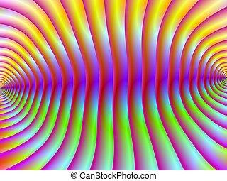波形, psychedelia