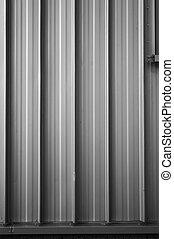 波形, sheet., 金属
