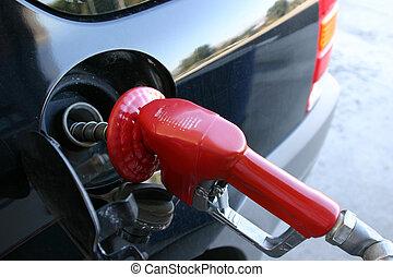 泵, 气体, 噴管