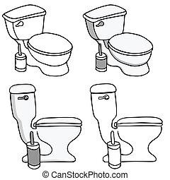洗手间, 放置, commode