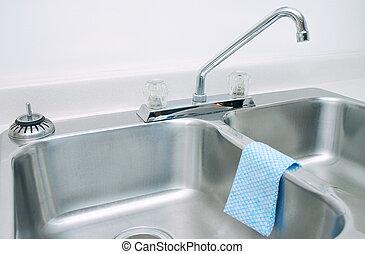 洗碗池, 2