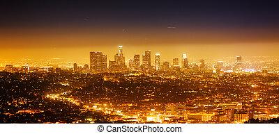 洛杉矶, 全景