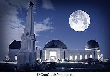 洛杉磯, 天文台