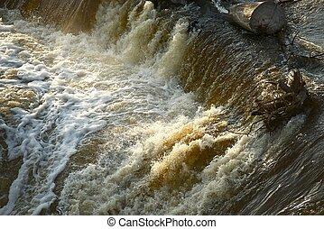 洪水, フラッシュ, 災害