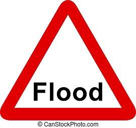 洪水, 印