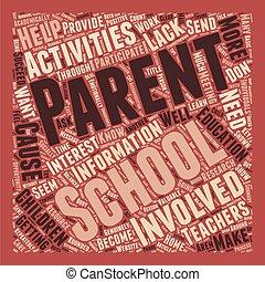 活動, 学校, 概念, 得なさい, 巻き込まれた, いかに, wordcloud, 親, 背景, テキスト