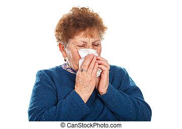 流感, 冬天
