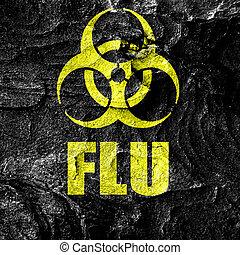 流行性感冒, 病毒, 概念, 背景