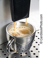浓咖啡, 2