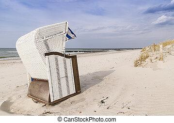 浜の 椅子, baltic 海