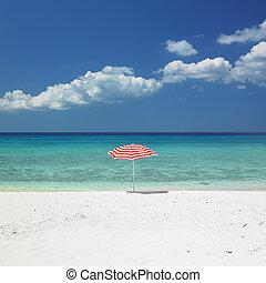 浜, キューバ, 日よけ, la, pinar, リオ, gorda, del, 州, マリア