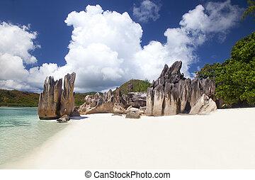 浜, 夢, -curieuse, 島
