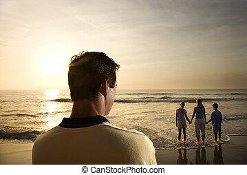 浜。, 家族