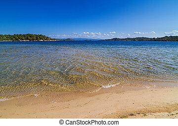 浜, 礁湖, ギリシャ