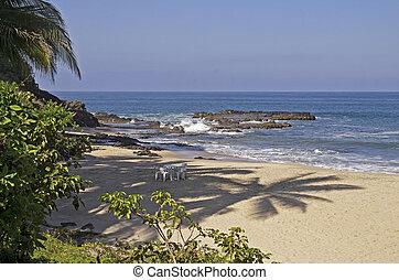 浜, 陰, 太平洋