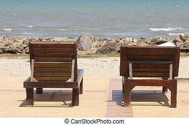 浜, chair.