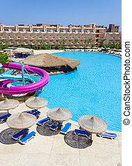 浜, pyramisa, dessole, ホテル, リゾート, sahl, *, hasheesh, 5
