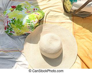 浜, summer., 付属品