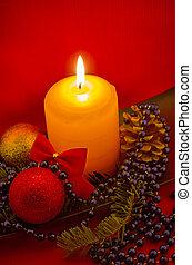 浪漫, 蜡燭光
