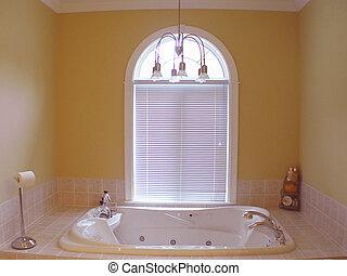 浴室, 光景
