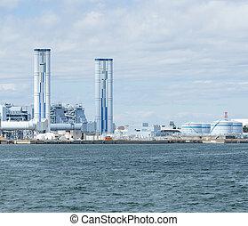 海岸, 産業