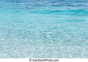 海水, 表面, (background)