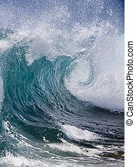海洋, 波